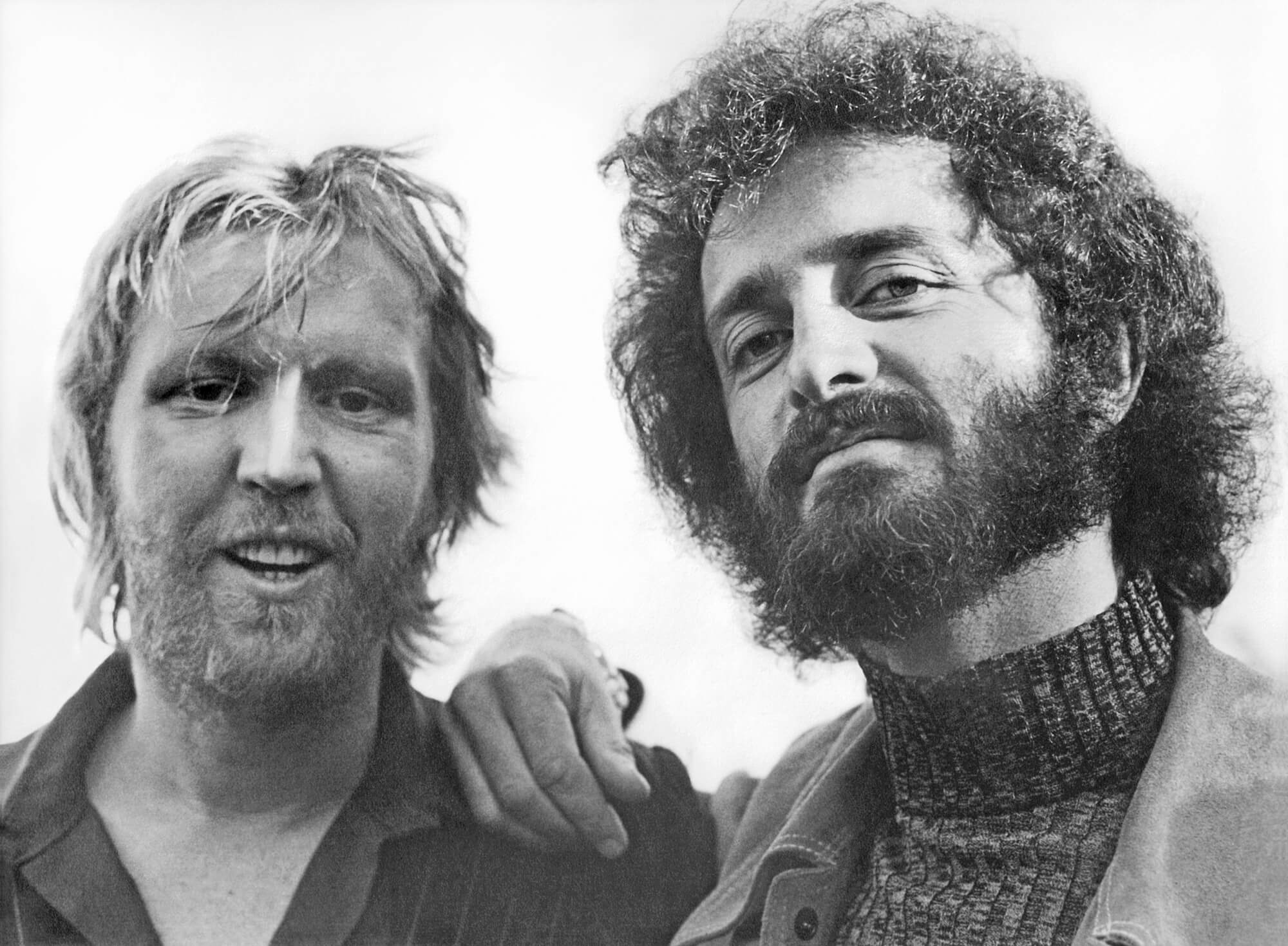 Harry Nilsson & Michel Rubini